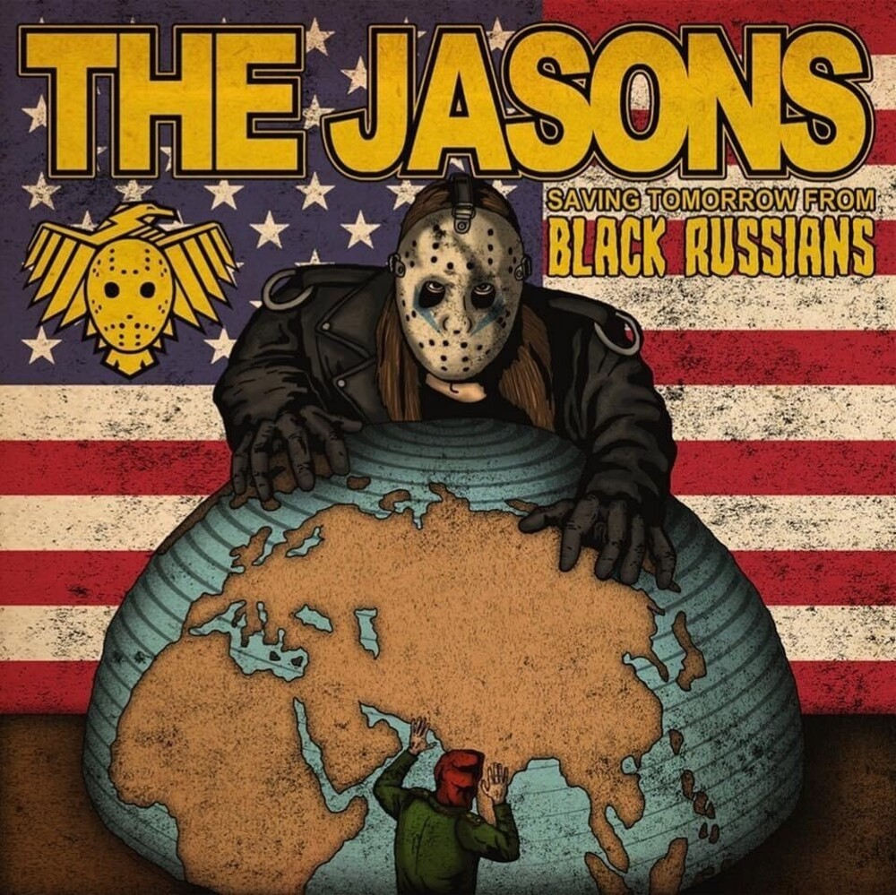 Jasons / Black Russians - Split