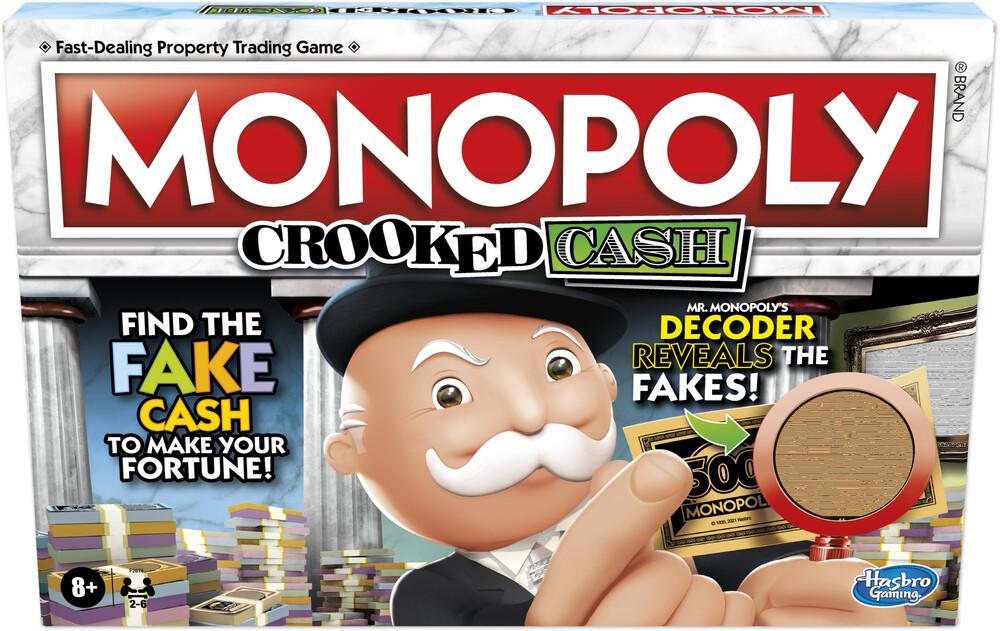 Monopoly Decoders - Hasbro Gamming - Monopoly Decoders