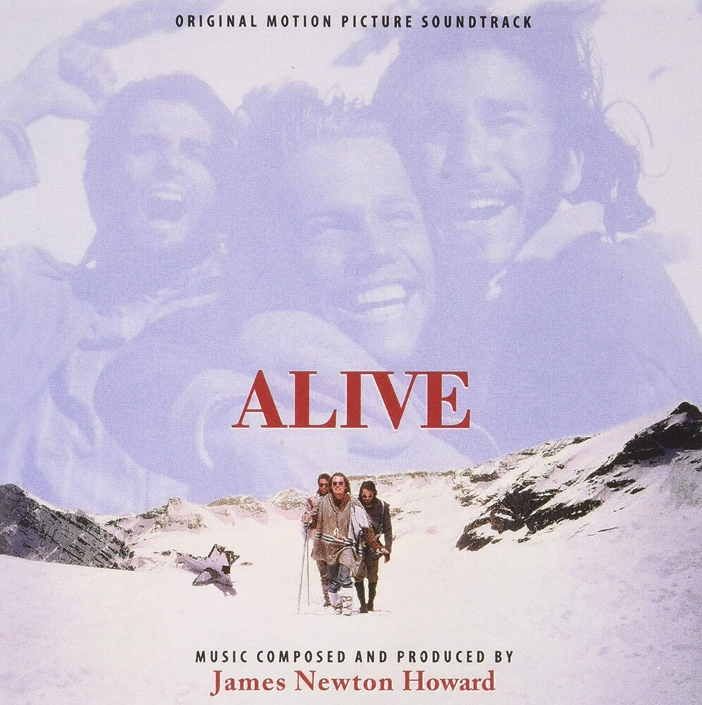 James Howard  Newton (Ita) - Alive / O.S.T. (Ita)