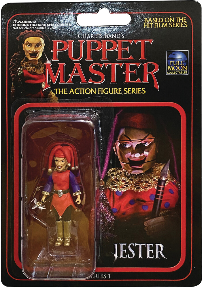 Full Moon Features - Full Moon Features - Puppet Master Action Figure Series Jester Action Figure (Net)