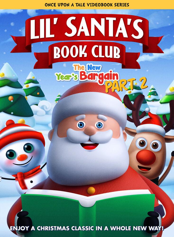 Lil Santa's Book Club: New Year's Bargain 2 - Lil Santa's Book Club: The New Year's Bargain Part 2