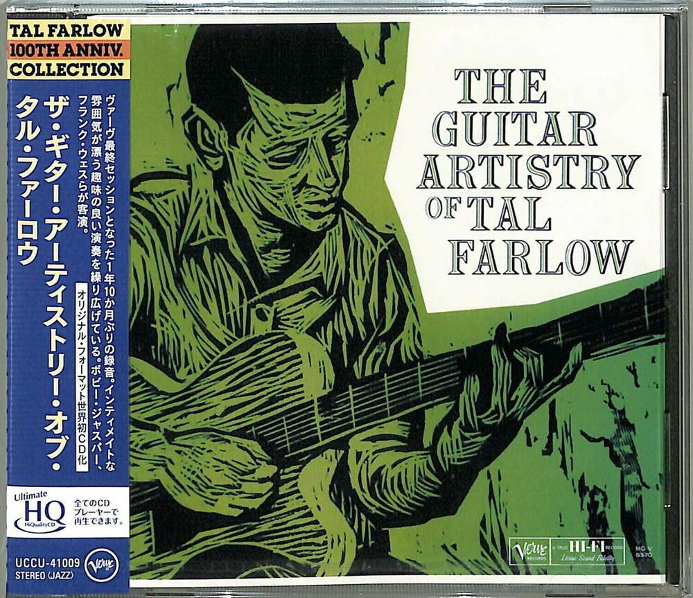 Tal Farlow - Guitar Artistry Of Tal Farlow (UHQCD)