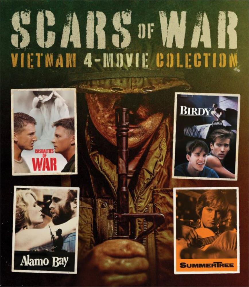 - Scars of War: Vietnam 4-Movie Collection