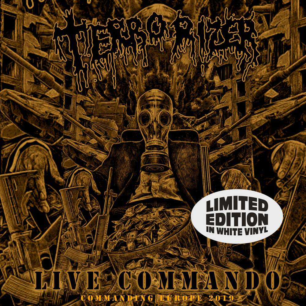 Terrorizer - Live Commando (White Vinyl) [Limited Edition] (Wht)