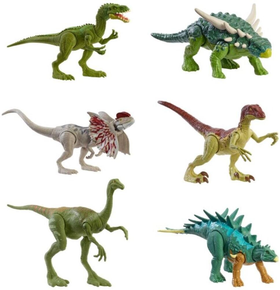Jurassic World - Mattel - Jurassic World Fierce Force