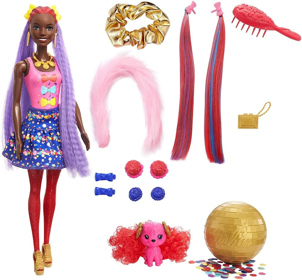 Barbie - Mattel - Barbie Hair Feature 2