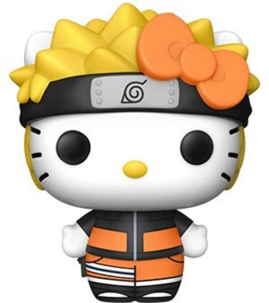 - FUNKO POP! ANIMATION: Sanrio / Naruto - Hello Kitty