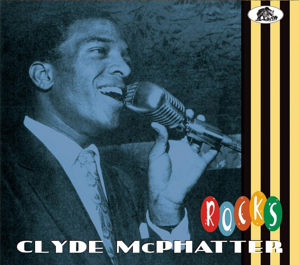 Clyde Mcphatter - Rocks [With Booklet] [Digipak]