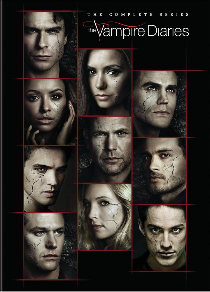 - Vampire Diaries: Complete Series / (Amar Rpkg)