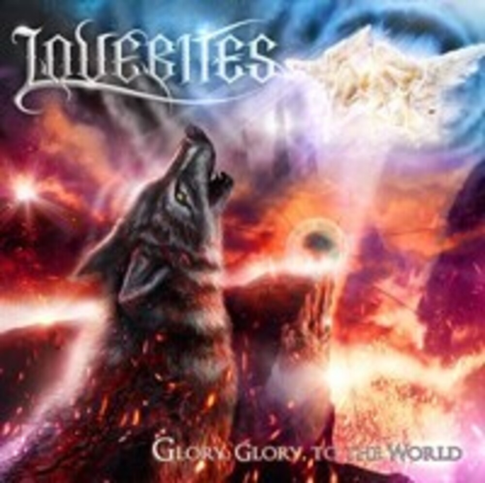 Lovebites - Glory Glory To The World (Ep) (Uk)