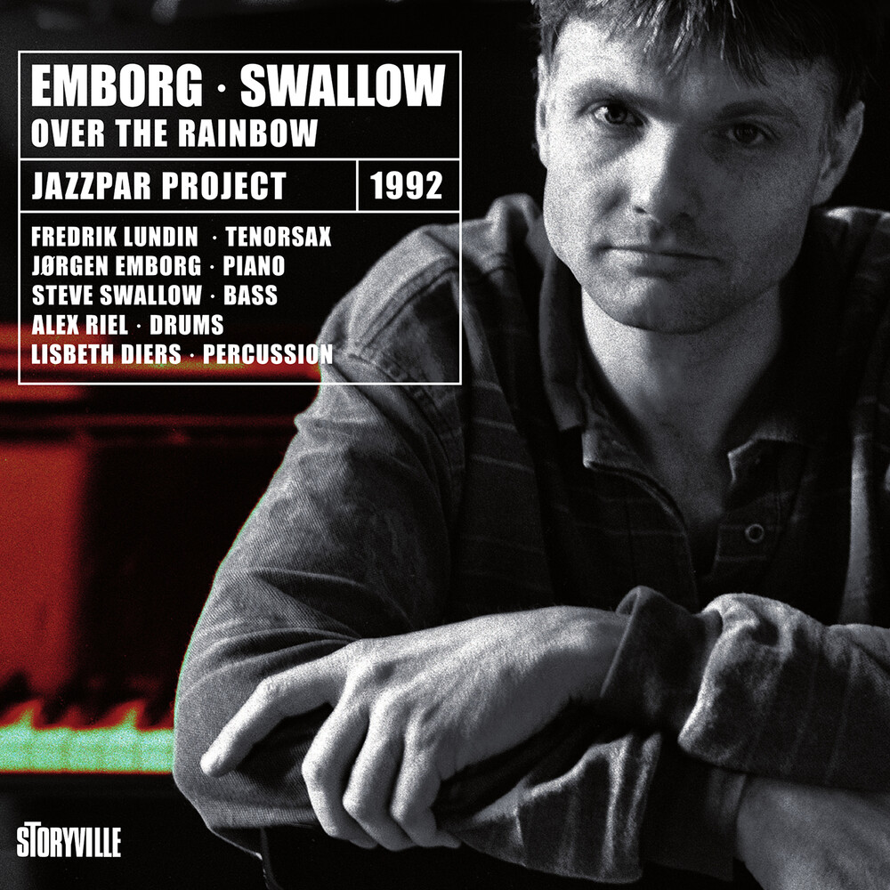 Emborg / Swallow - Over The Rainbow