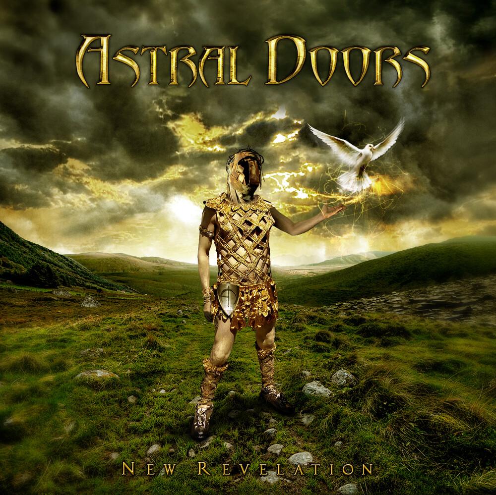Astral Doors - New Revelation (Green Vinyl) [Colored Vinyl] (Grn)