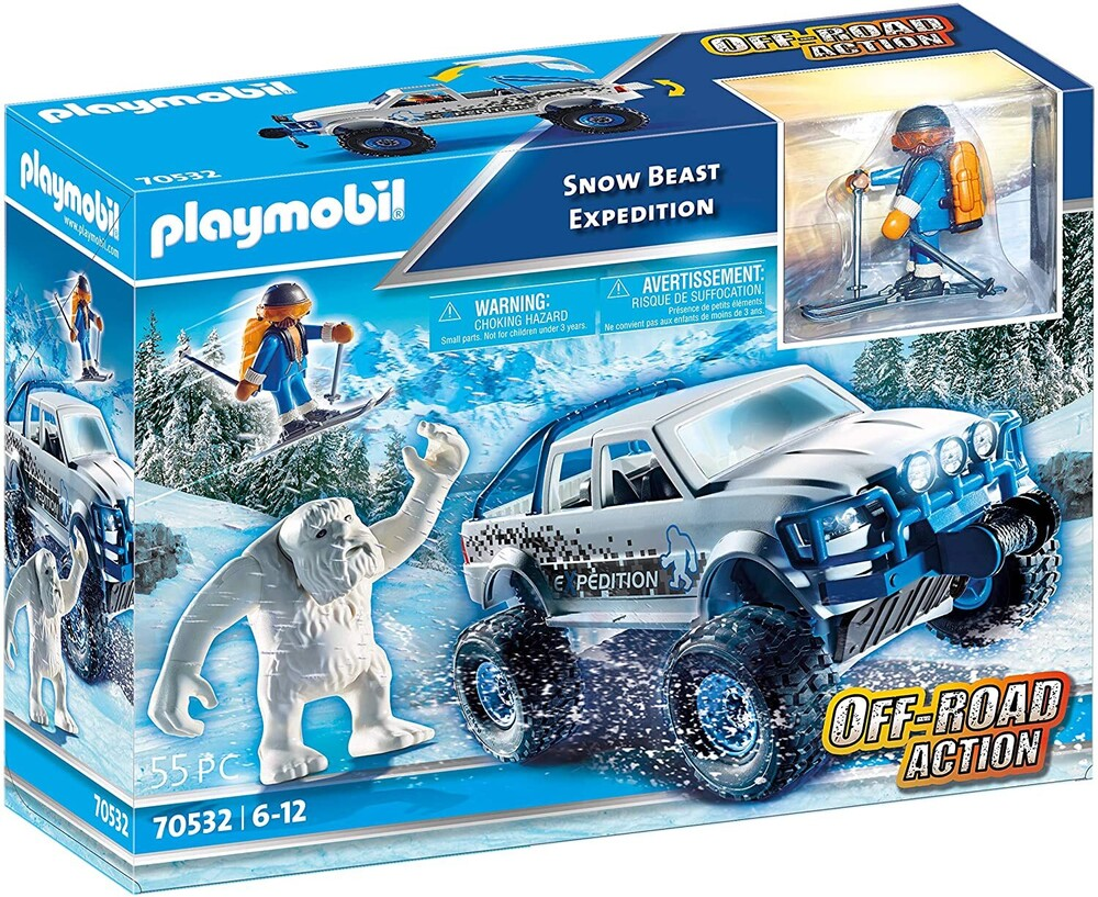 - Off Road Action Snow Beast Expedition (Fig)