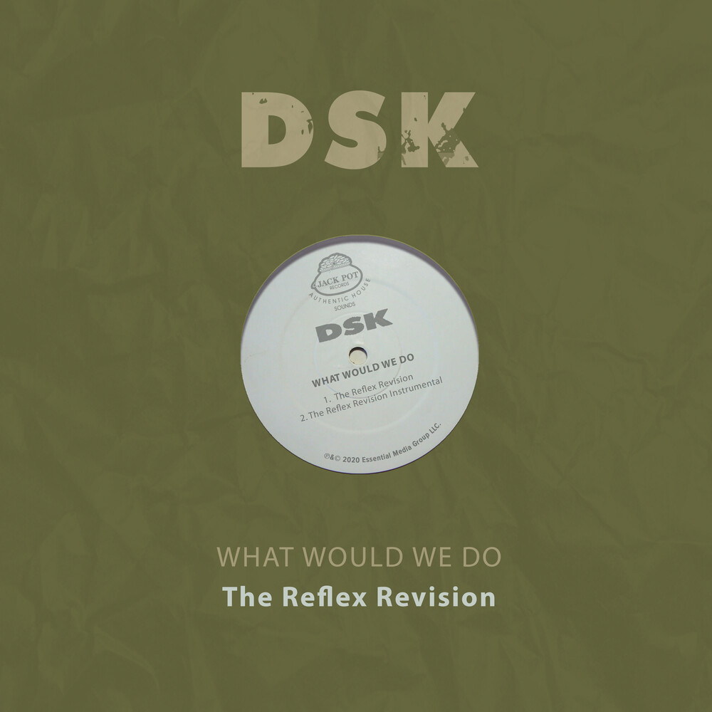 DSK - What Would We Do - The Reflex Revision (Mod)