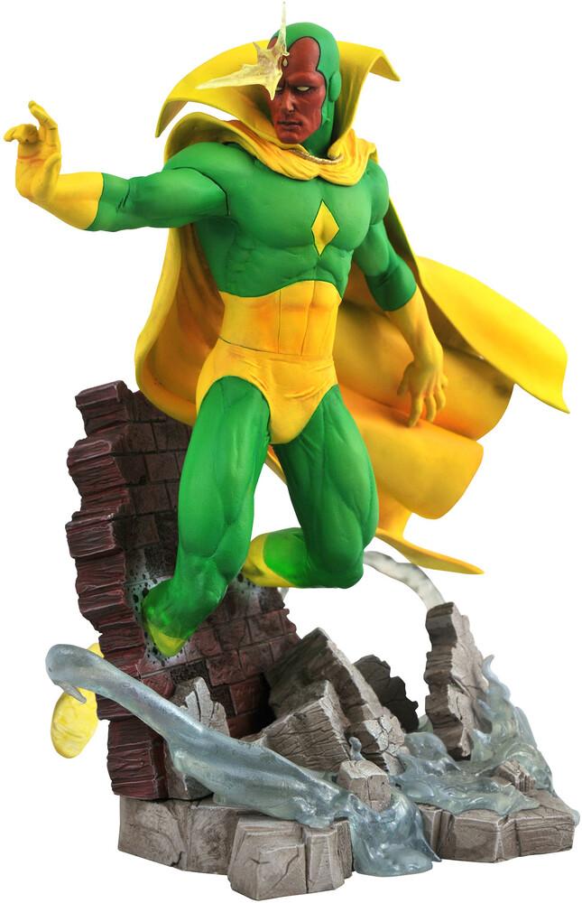 - Marvel Gallery Comic Vision Pvc Statue (Clcb)