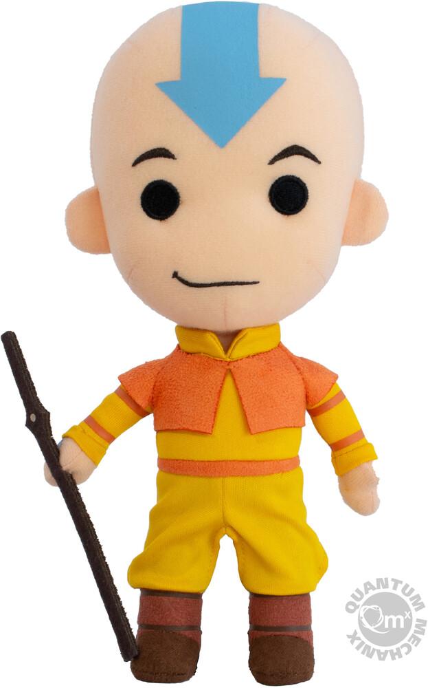 - Avatar - Aang Q-Pals Plush (Plus)