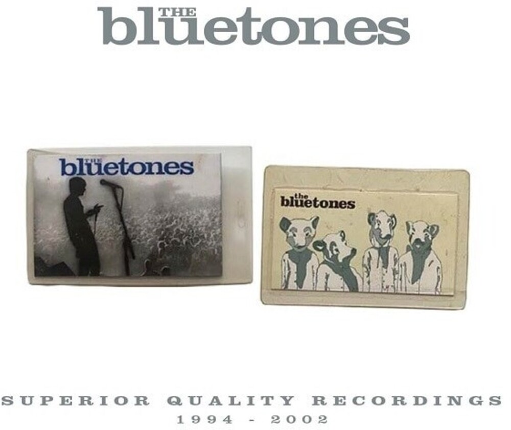 Bluetones - Superior Quality Recordings (Box) [Limited Edition] (Auto)