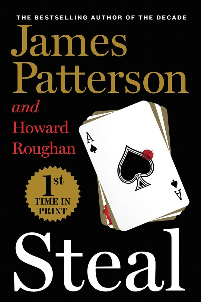 James Patterson  / Roughan,Howard - Steal (Ppbk)