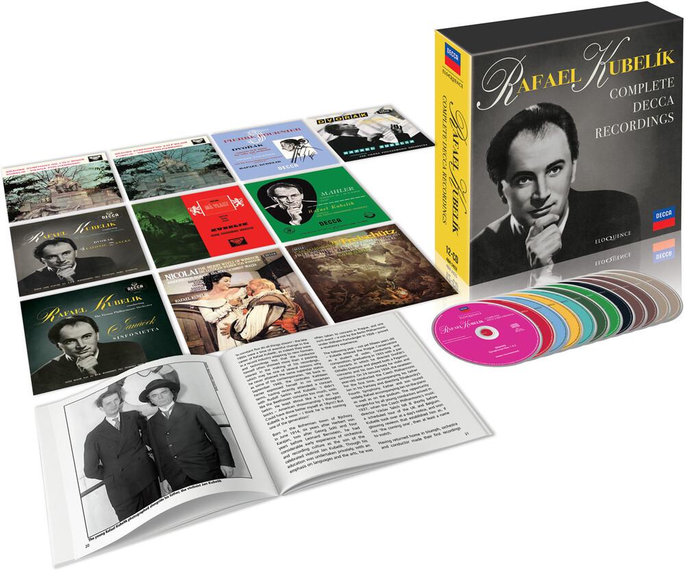 Rafael Kubelik - Complete Decca Recordings (Box) (Aus)