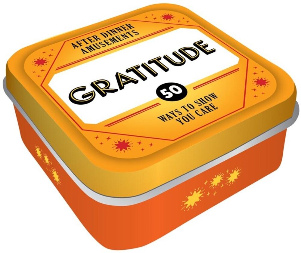 - Gratitude 50 Ways To Show You Care (Crdg)