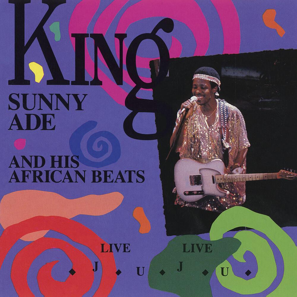 King Ade  Sunny & His African Beats - Live Live Juju (Hol)