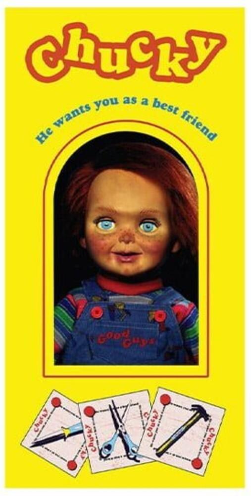 Child's Play - Chucky Beach / Bath Towel - Child's Play - Chucky Beach / Bath Towel (Onsz)