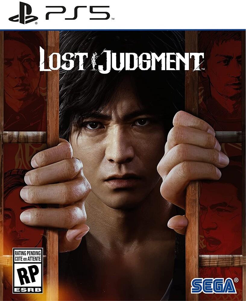 Ps5 Lost Judgement - Ps5 Lost Judgement