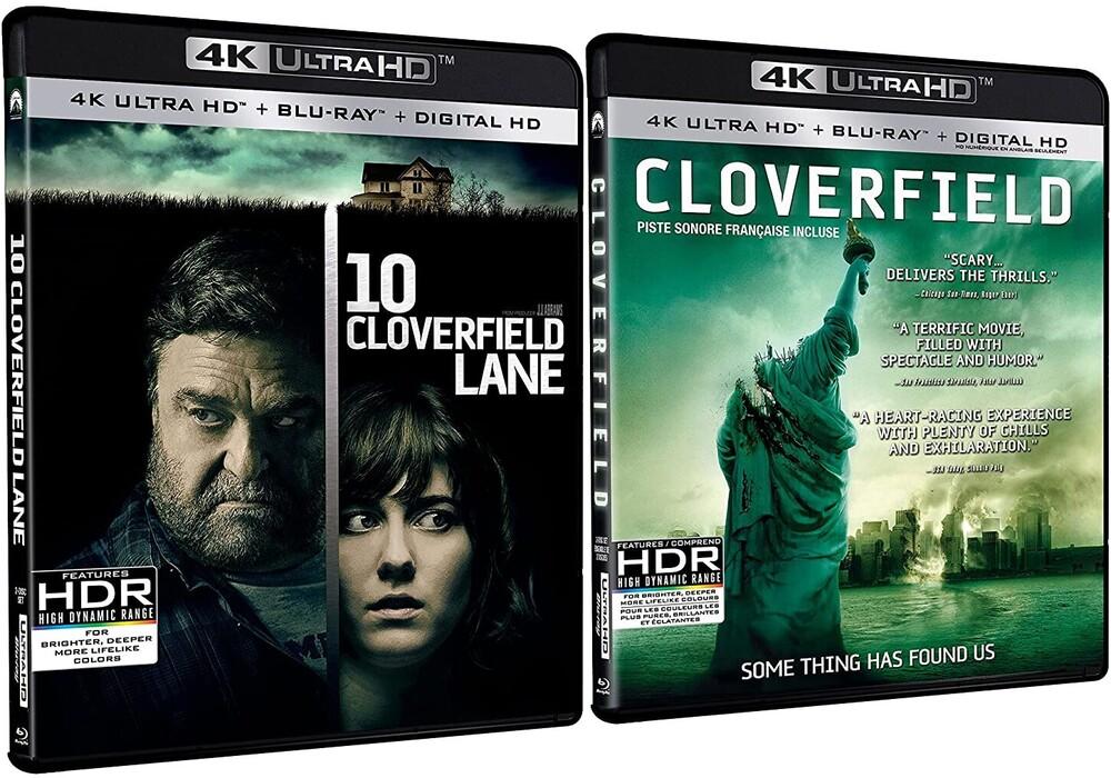 - 10 Cloverfield Lane / Cloverfield