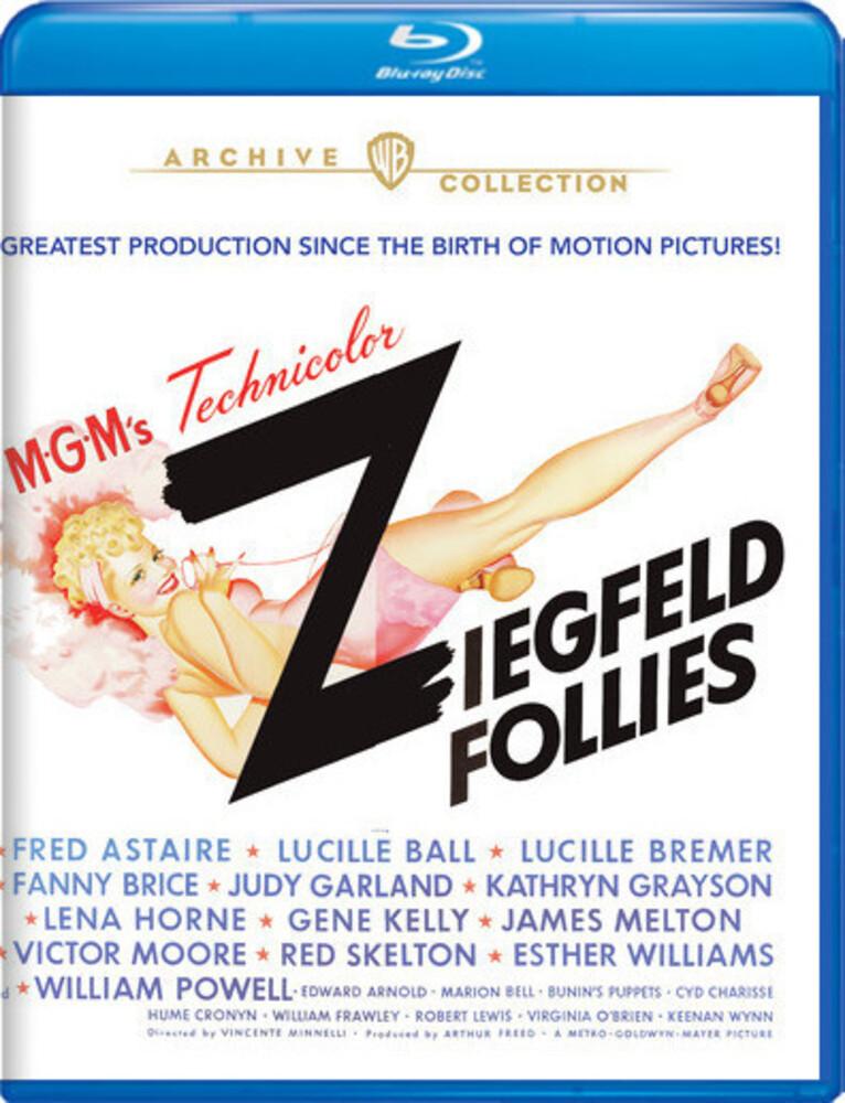 - Ziegfeld Follies (1945) / (Mod)