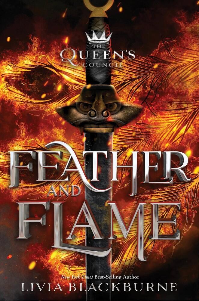 Livia Blackburne - Feather And Flame (Hcvr) (Ser)