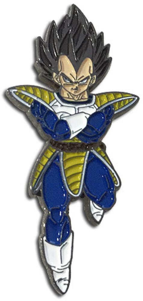 Dragon Ball Z Vegeta Enamel Pin - Dragon Ball Z Vegeta Enamel Pin (Clcb) (Mult)