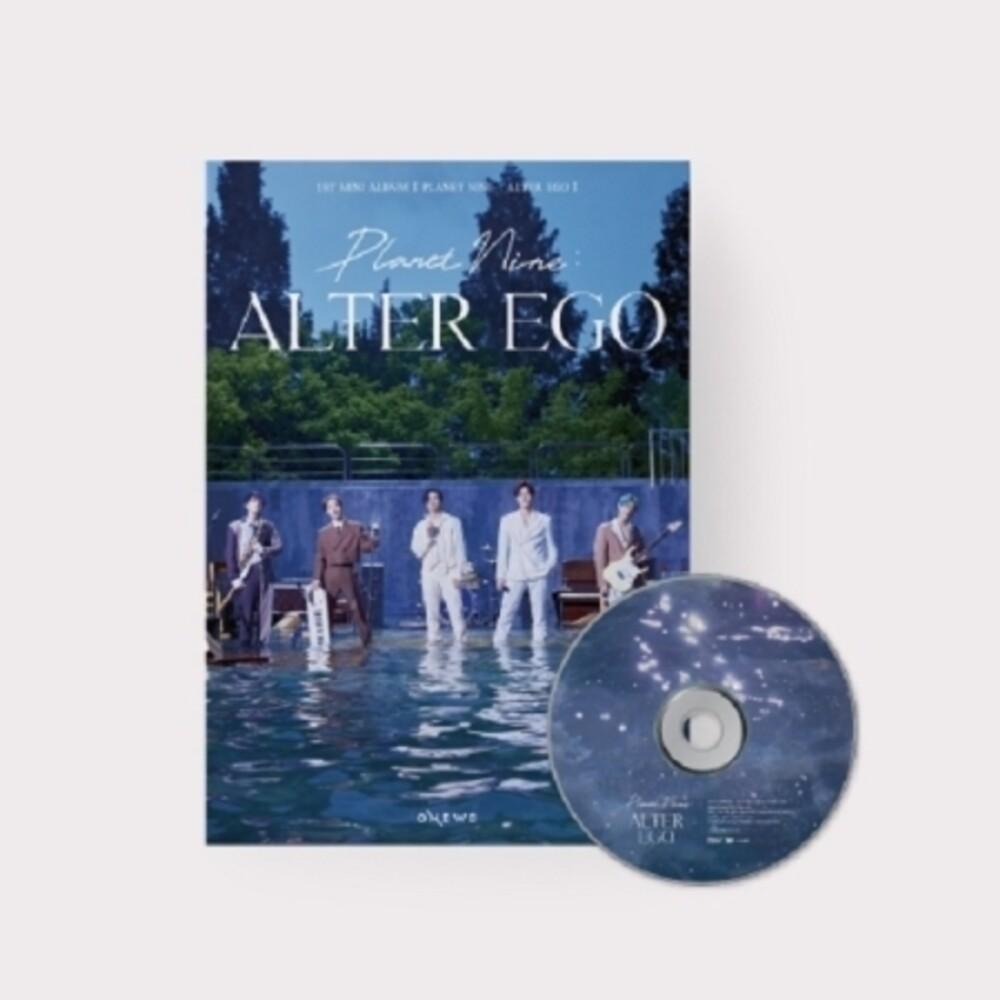 ONEWE - Planet Nine: Alter Ego (Stic) (Phob) (Phot) (Asia)