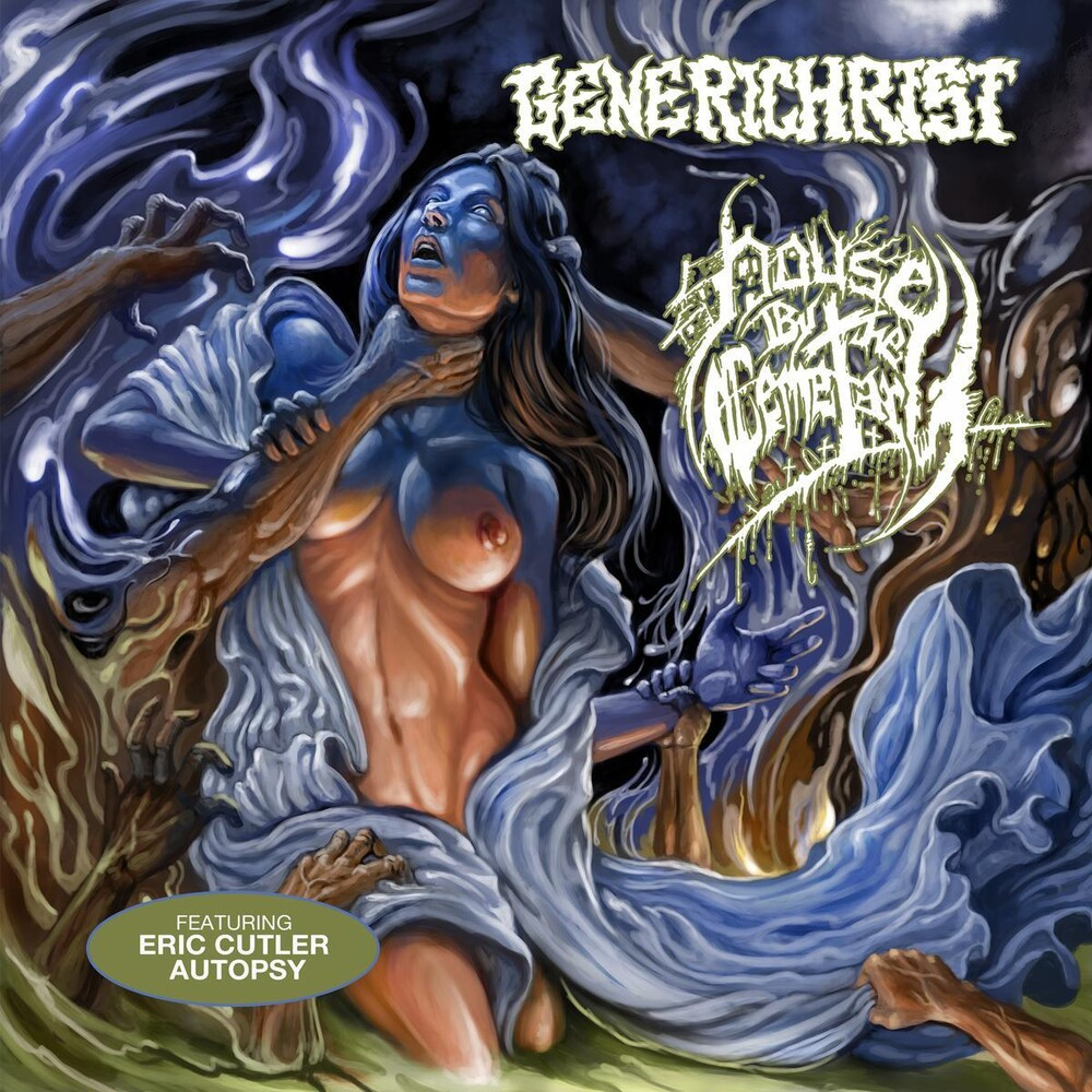 Generichrist - House By The Cemetery (Blue) [Colored Vinyl] [Limited Edition]