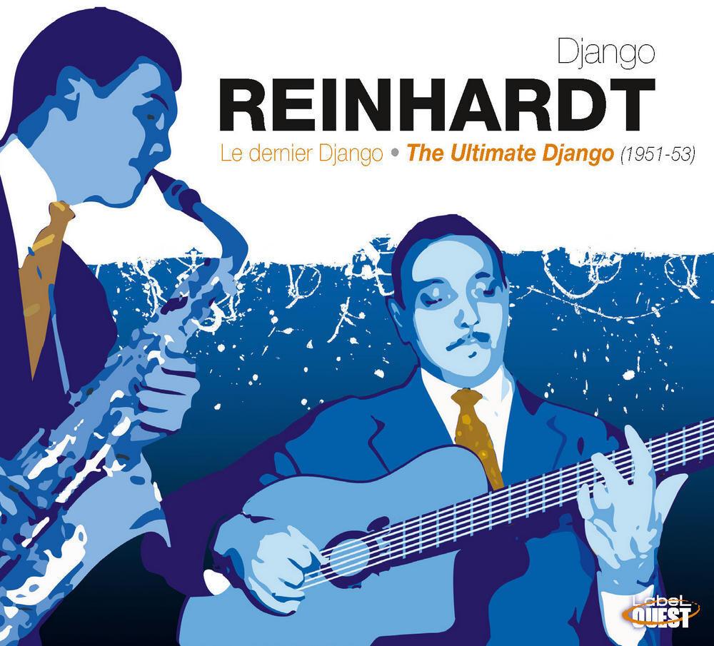 Django Reinhardt - Le Dernier Django (1951-1953)