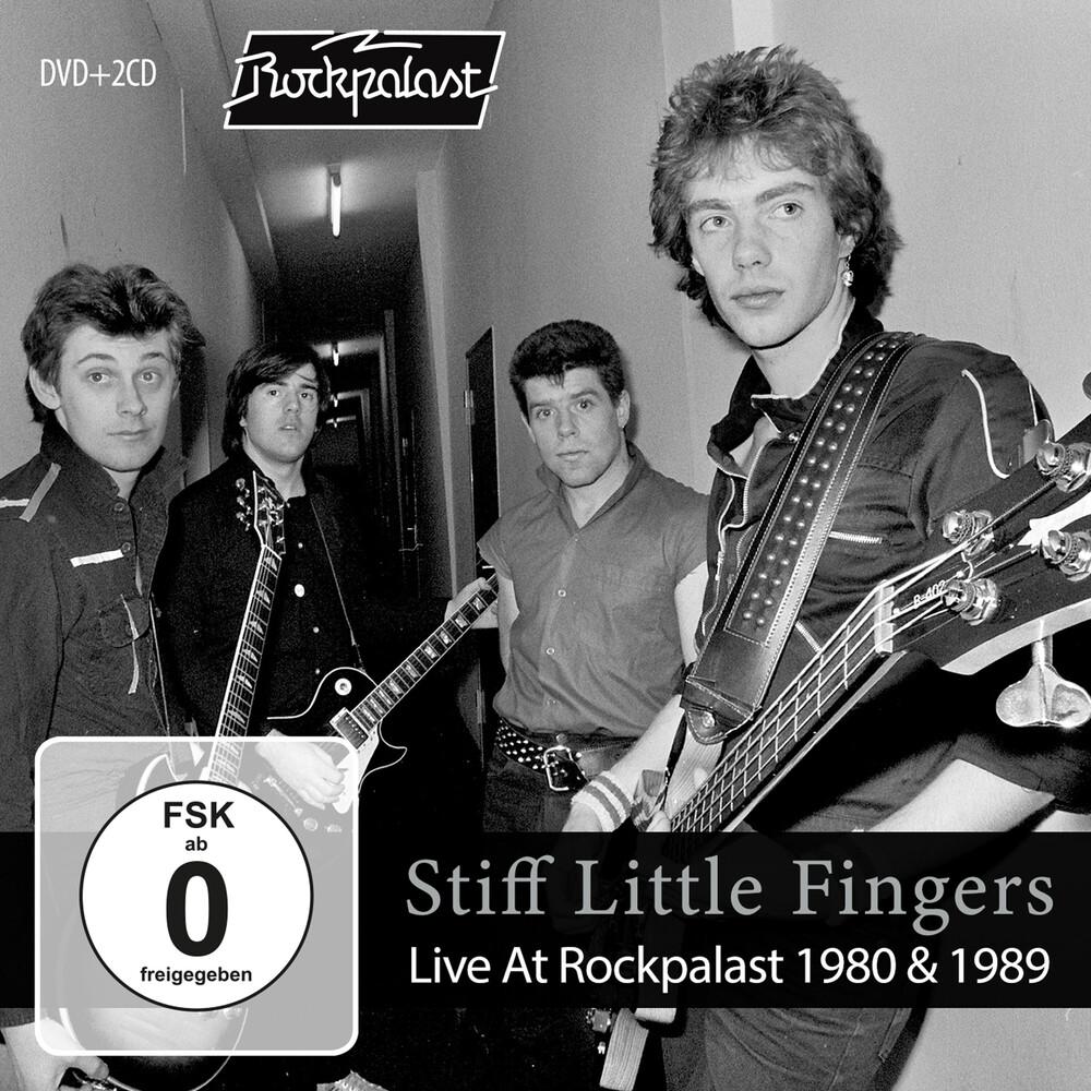 Stiff Little Fingers - Live At Rockpalast 1980 & 1989 (W/Dvd)
