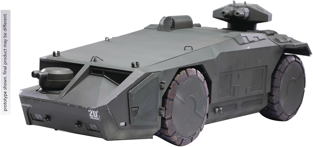 - Aliens Armored Personnel Carrier Px 1/18 Scale Veh
