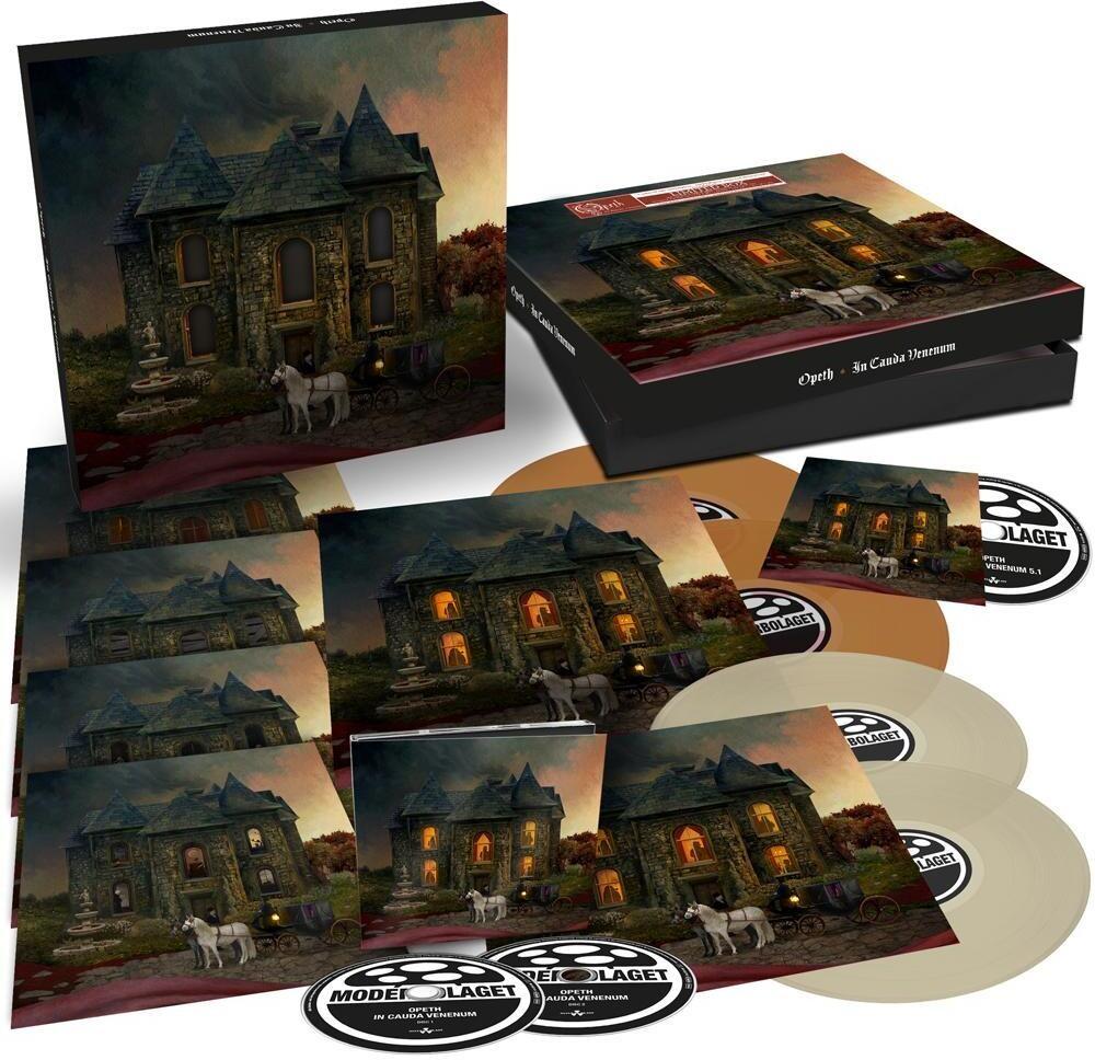 Opeth - In Cauda Venenum Vinyl & Cd Boxset [Indie Exclusive] (Post)