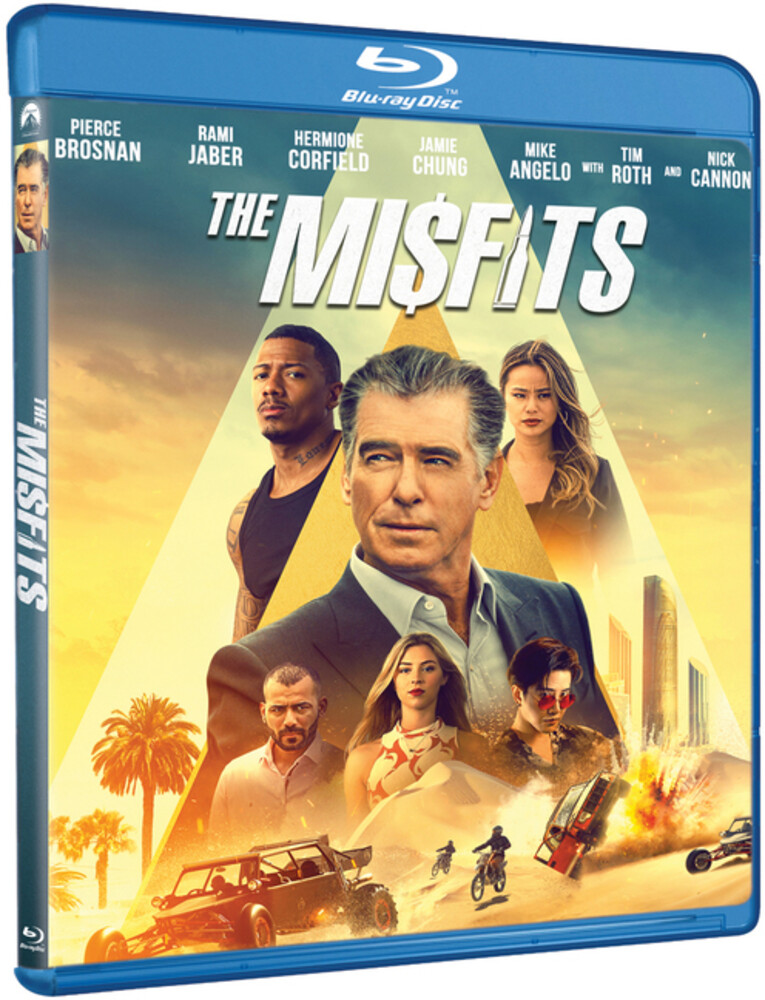 Misfits - Misfits / (Mod Ac3 Dts)