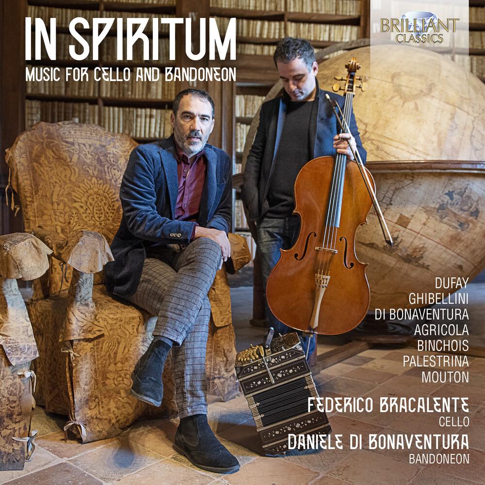 Agricola / Bracalente / Bonaventura - In Spiritum
