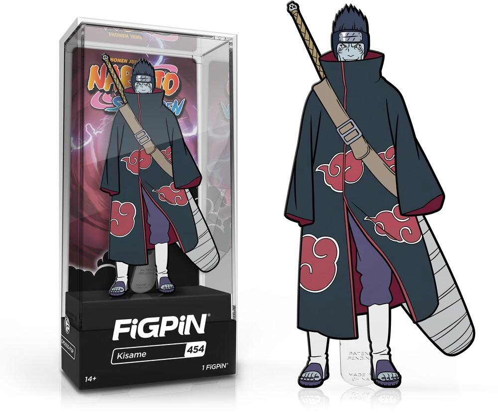 Figpin Naruto Shippuden Kisame #454 - Figpin Naruto Shippuden Kisame #454 (Clcb) (Pin)