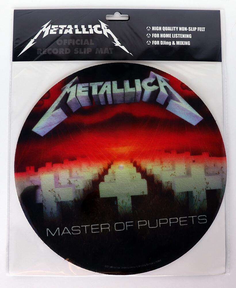 Metallica - Master of Puppets Slip Mat - Metallica - Master Of Puppets Slip Mat (Onsz)