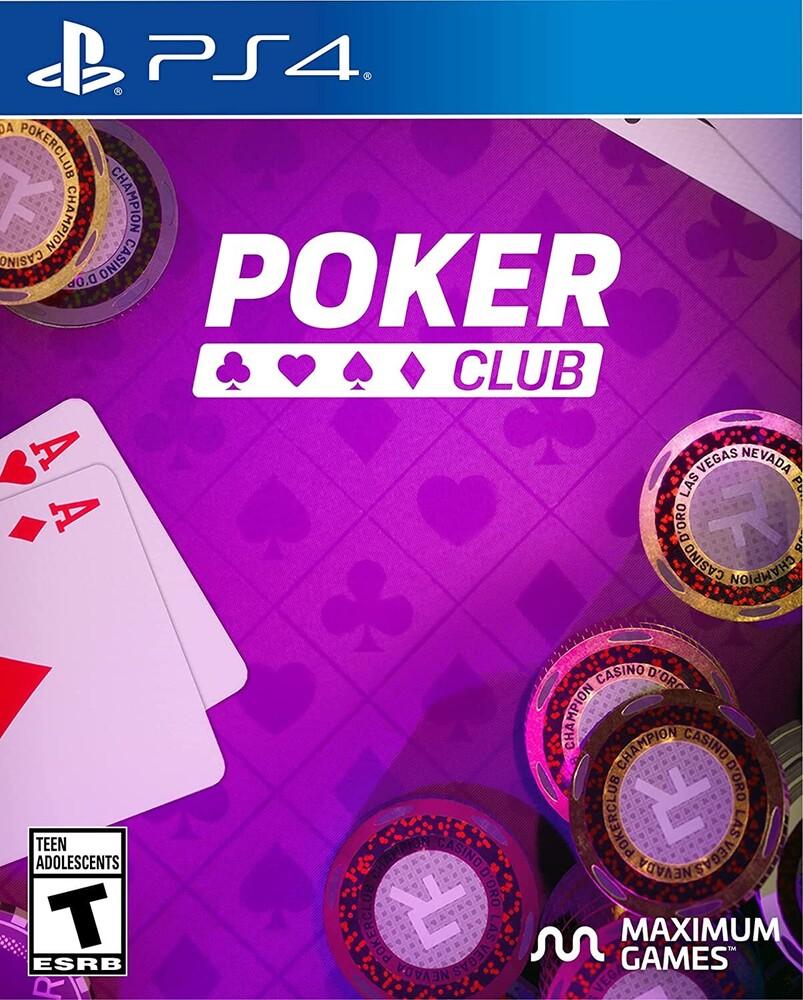Ps4 Poker Club - Ps4 Poker Club