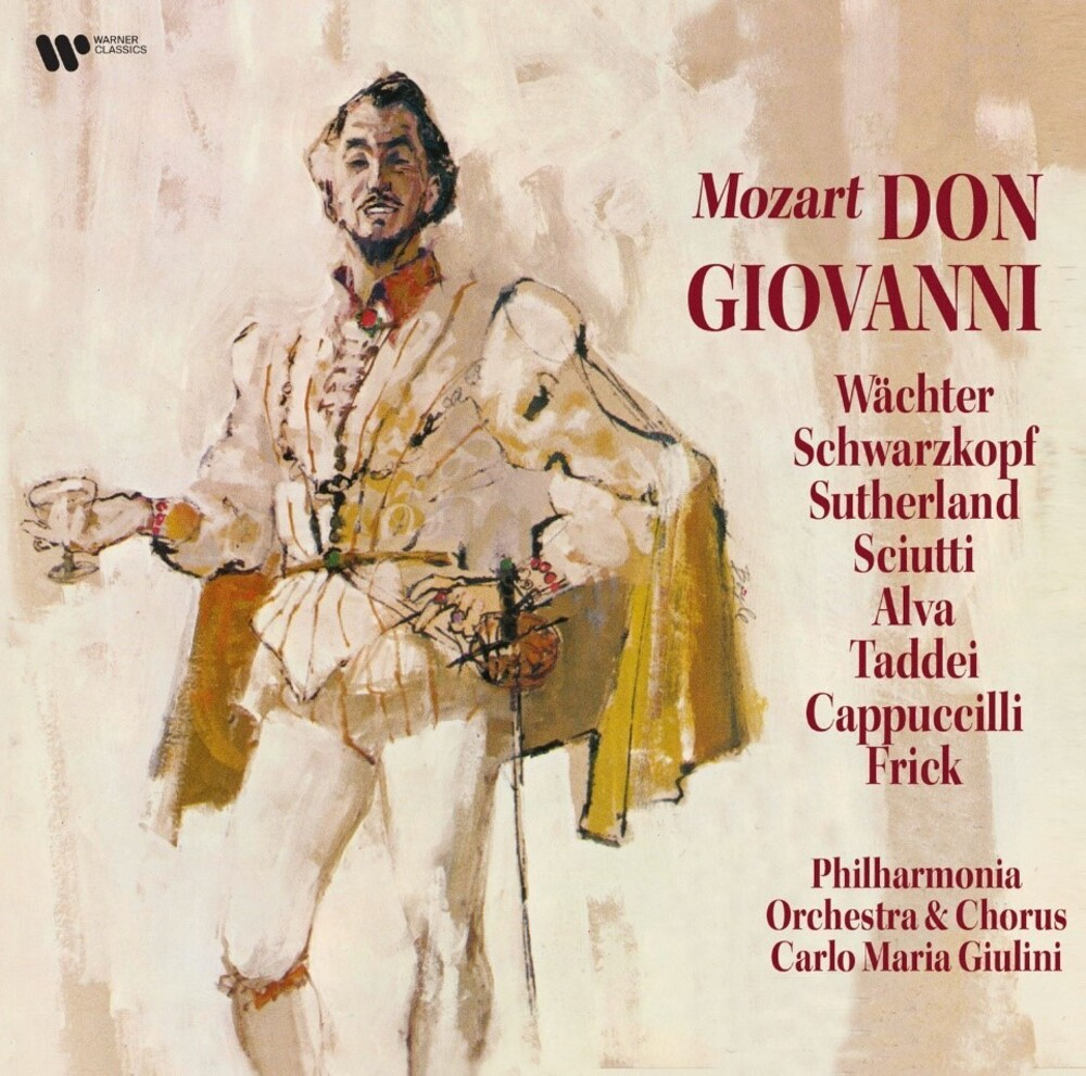 Carlo Giulini  Maria - Mozart: Don Giovanni