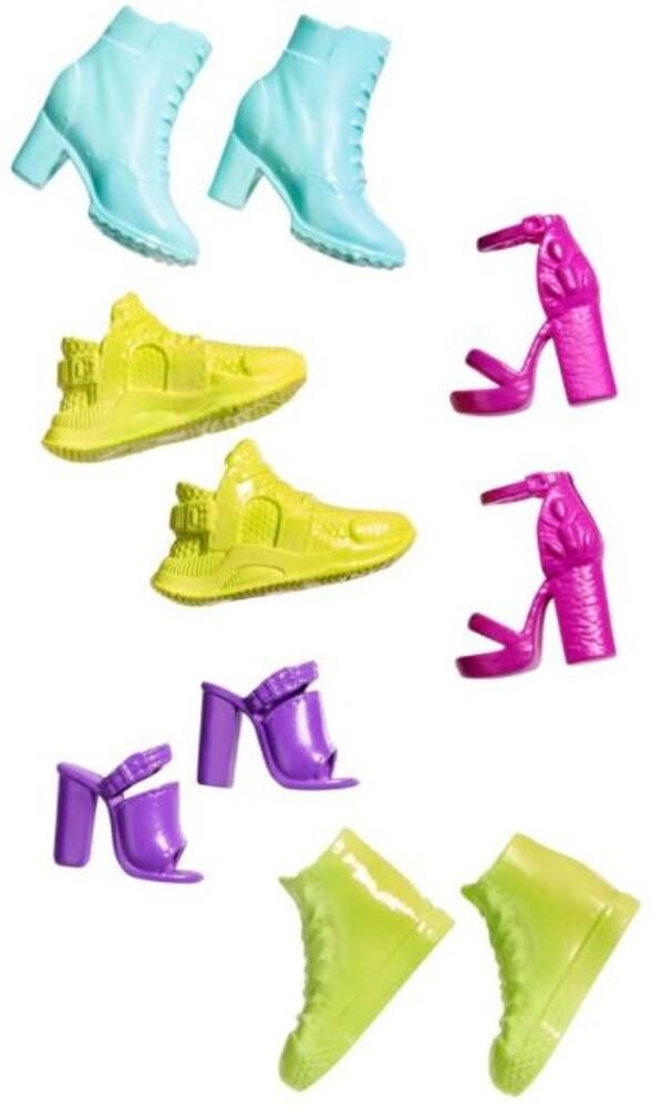 Barbie - Barbie Shoe Pack (Papd)