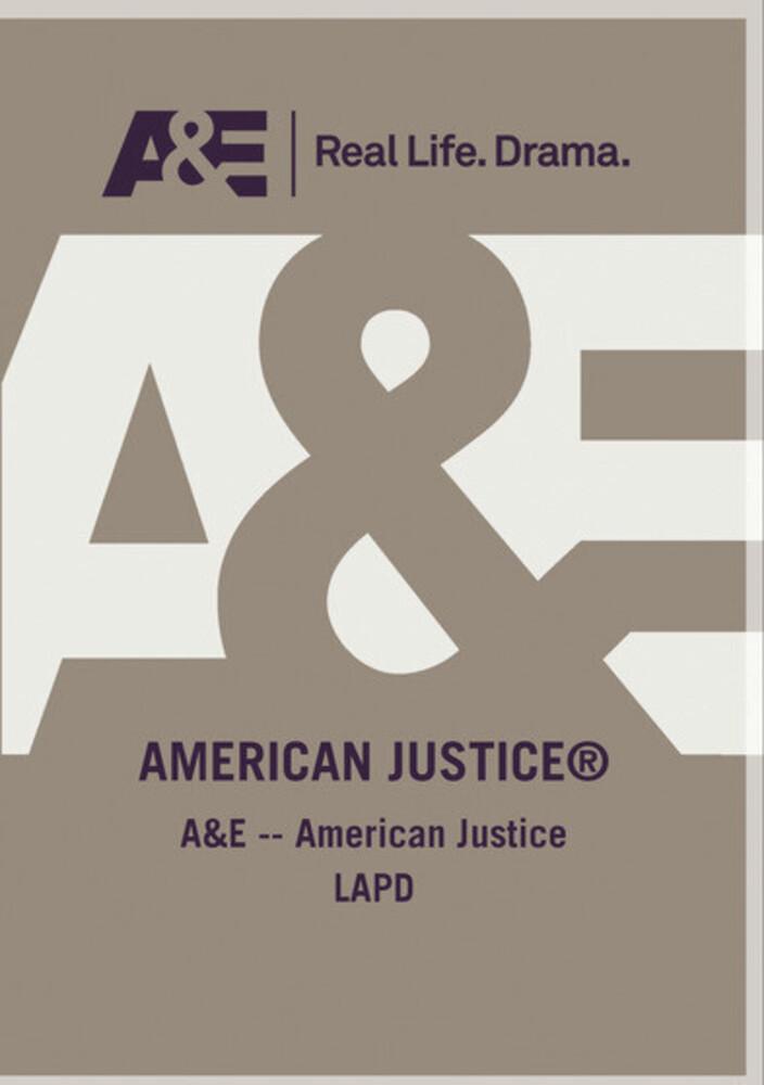 A&E - American Justice Lapd - A&E - American Justice Lapd / (Mod)