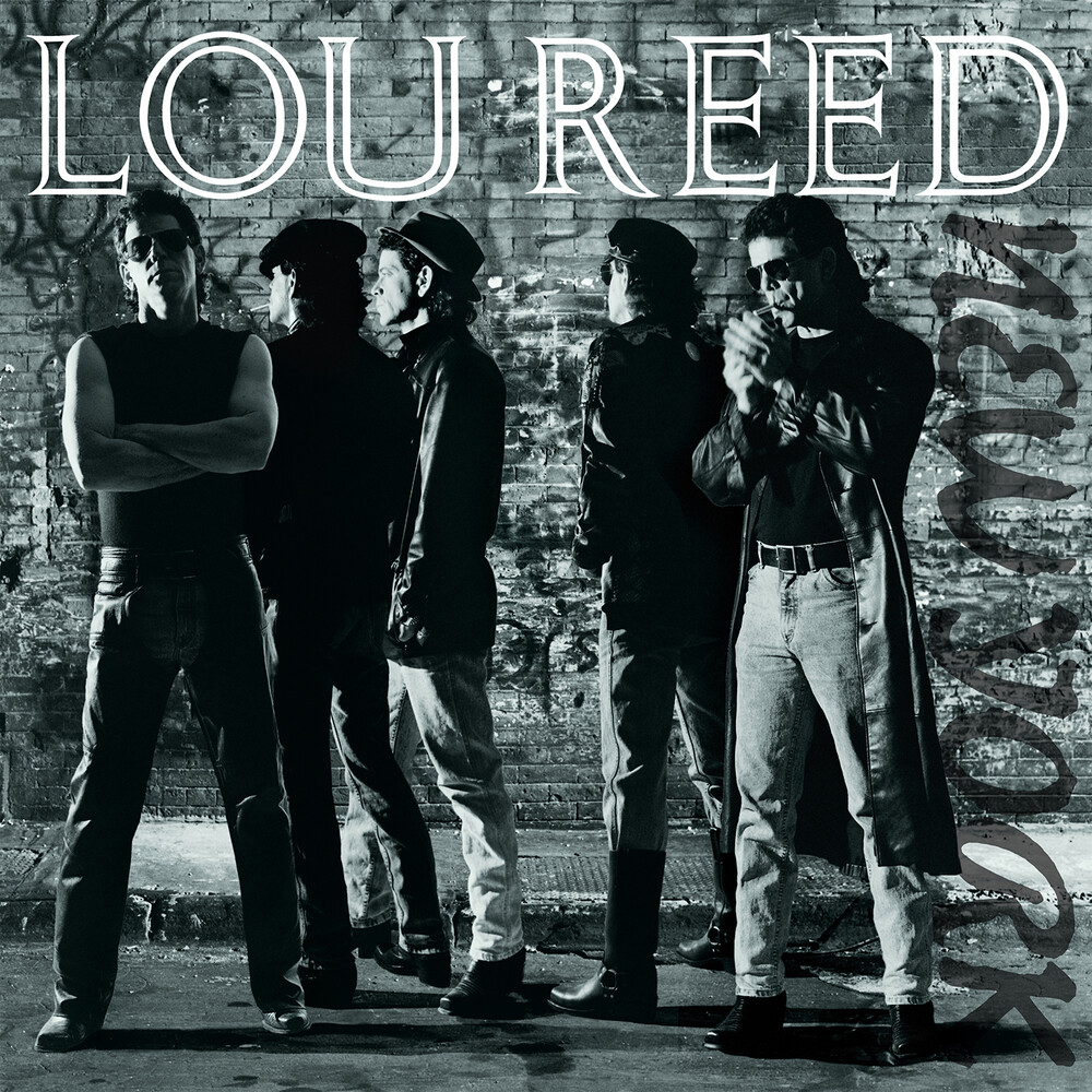 Lou Reed - New York