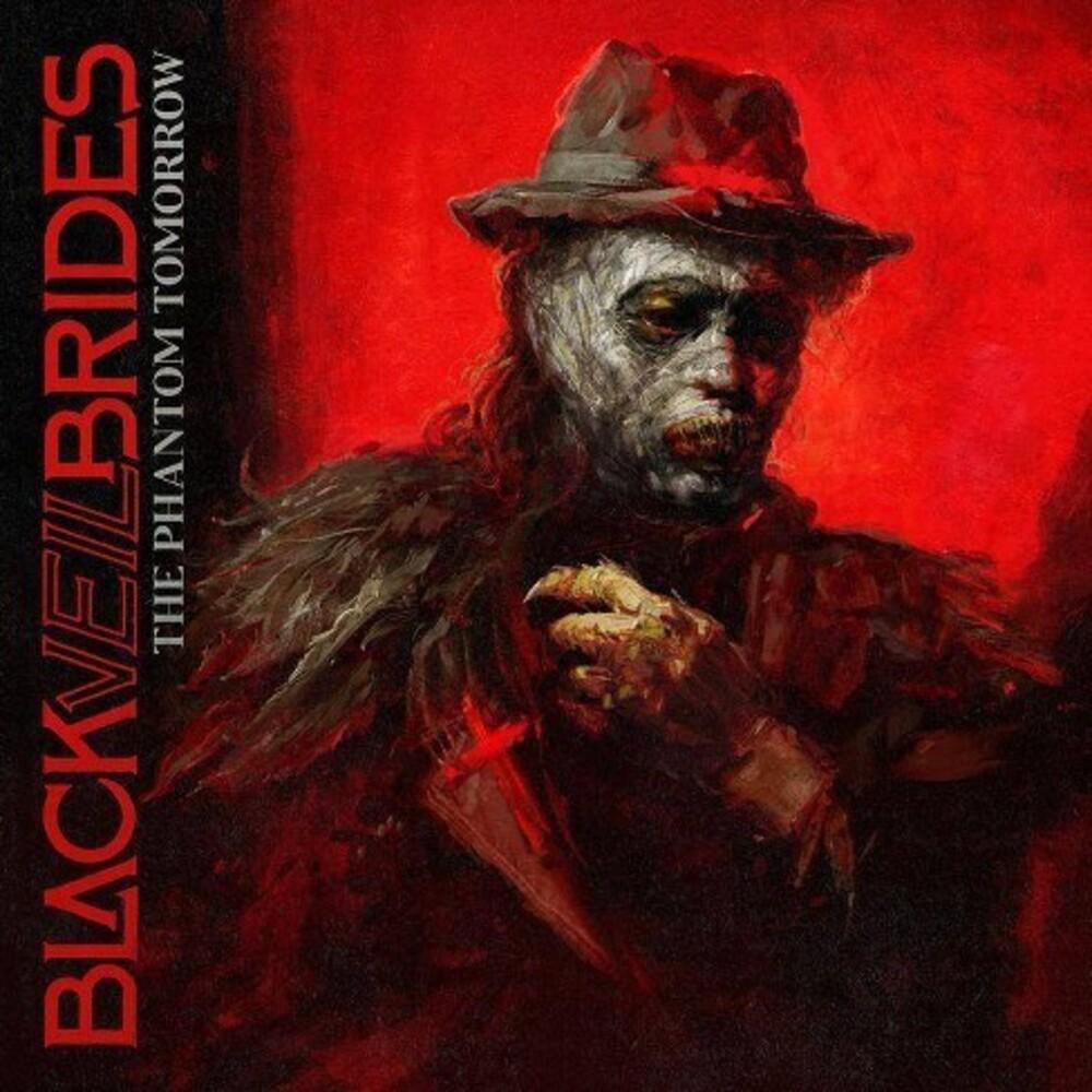 Black Veil Brides - Phantom Tomorrow [Transparent Red Colored Vinyl]