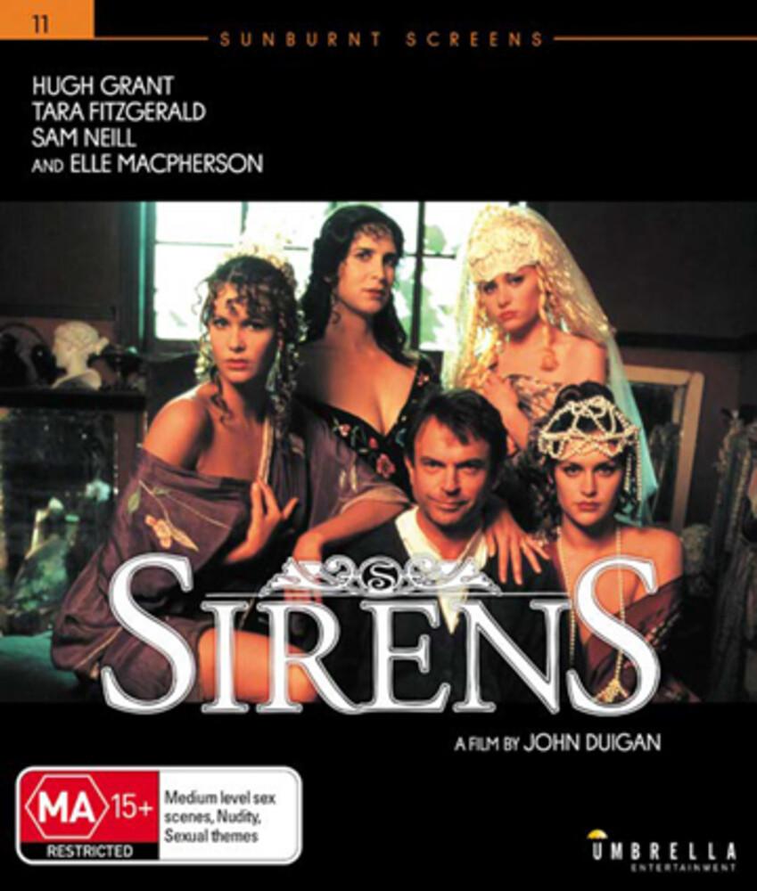 Sirens - Sirens [All-Region/1080p]