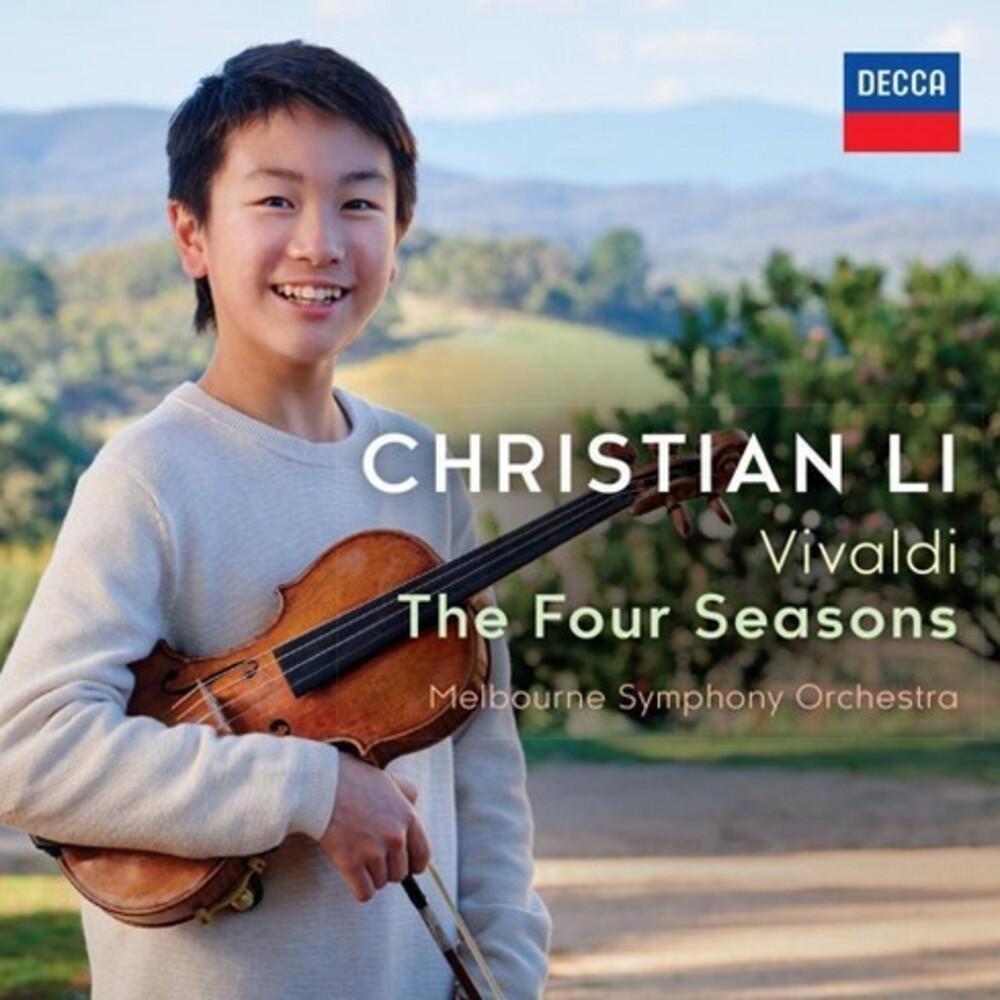 Vivaldi / Christian Li - Vivaldi: The Four Seasons (Can)