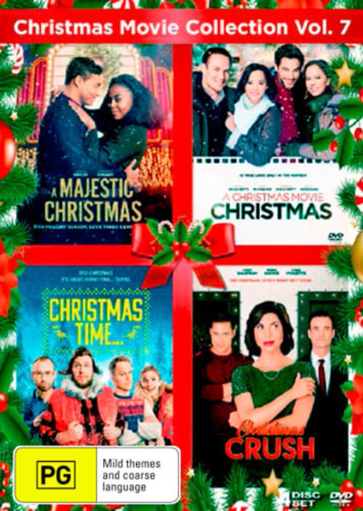 Christmas Movie Coll 7: Xmas Time / Xmas Crush - Christmas Movie Coll 7: Xmas Time / Xmas Crush